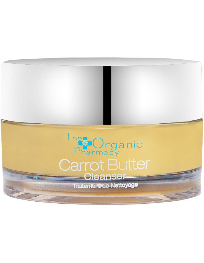 The Organic Pharmacy Carrot Butter Cleanser 75ml