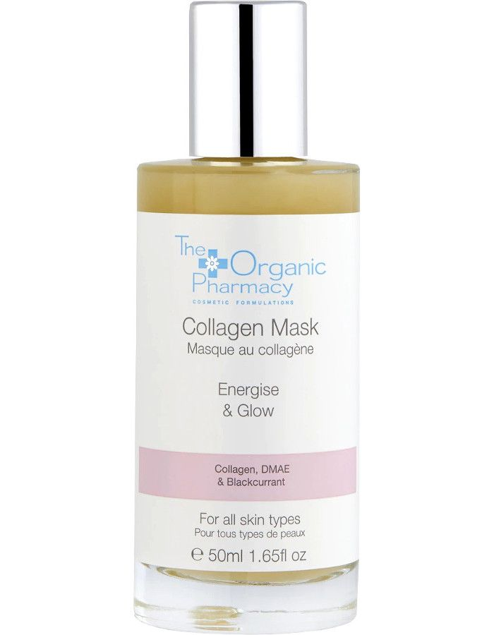 The Organic Pharmacy Collagen Boost Mask 50ml