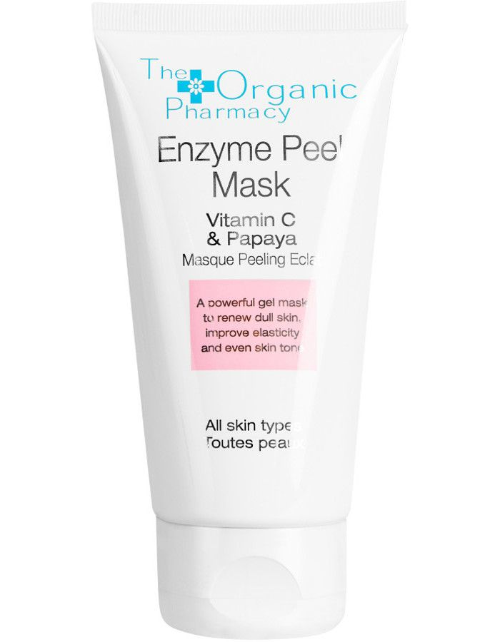 The Organic Pharmacy Enzyme Peel Mask Vitamin C & Papaya 60ml