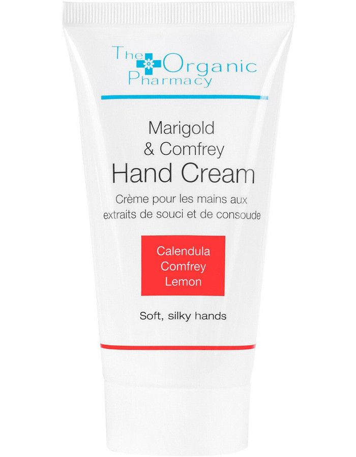 The Organic Pharmacy Marigold & Comfrey Hand Cream 50ml