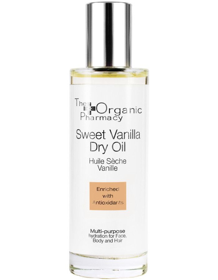 The Organic Pharmacy Sweet Vanilla Dry Oil 100ml