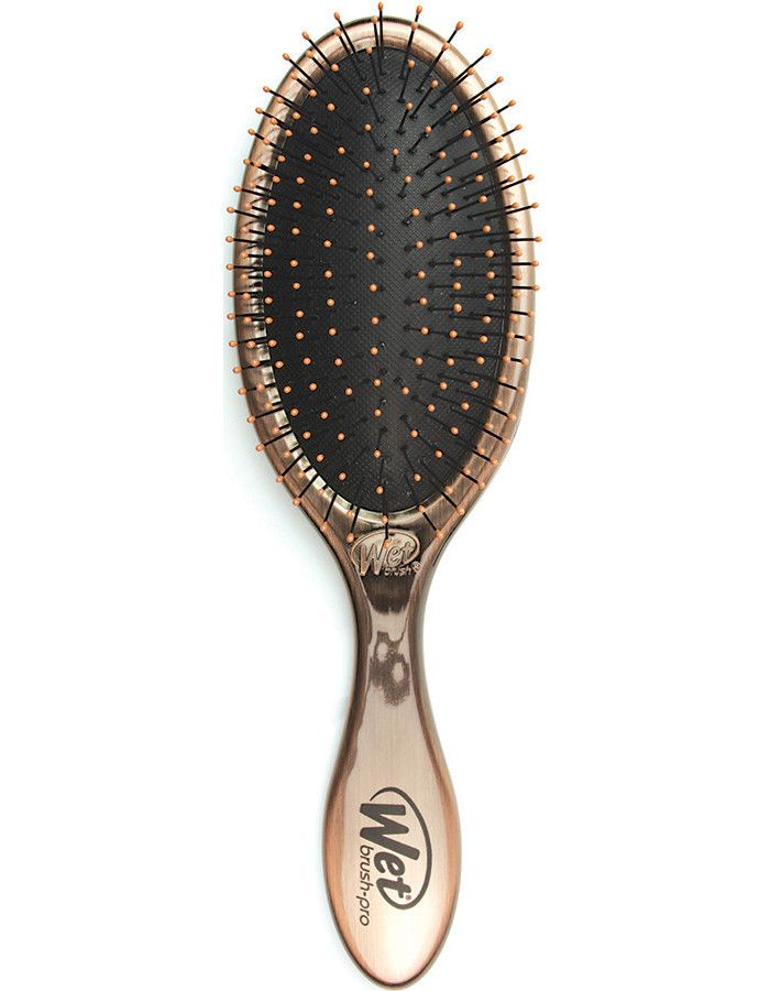 The Wet Brush Anti-Klit Haarborstel Antique Metal Bronze