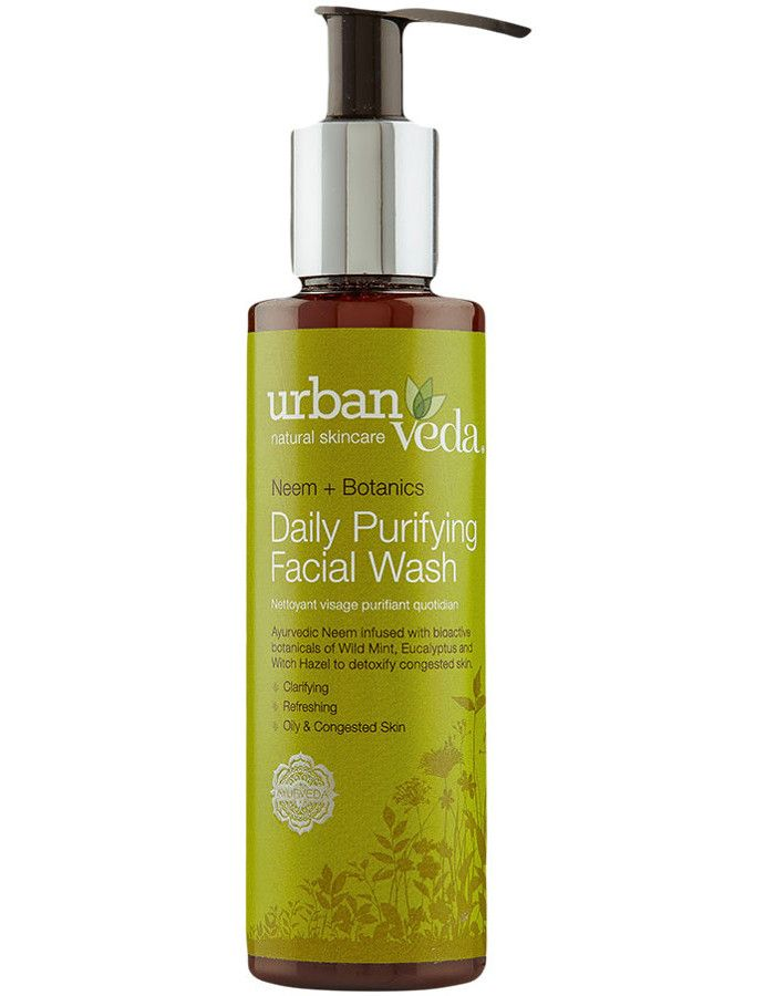 Urban Veda Daily Purifying Facial Wash 150ml