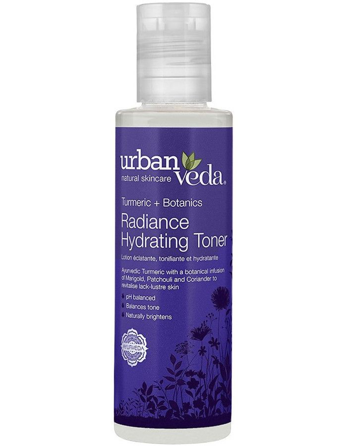 Urban Veda Radiance Hydrating Toner 150ml