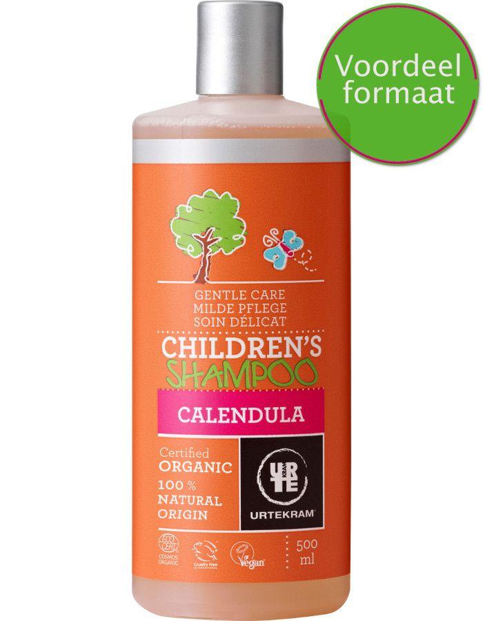Urtekram Shampoo Calendula Voor Kinderen Voordeelformaat 500ml