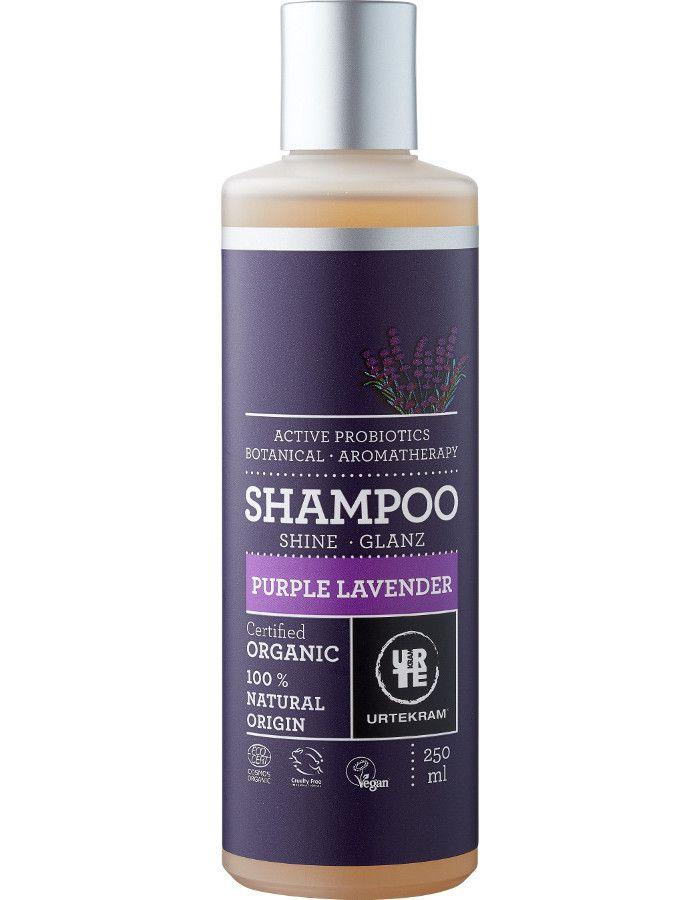 Urtekram Shampoo Purple Lavender Extra Glans 250ml