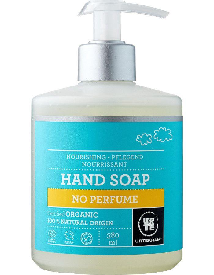 Urtekram Vloeibare Handzeep No Perfume 380ml