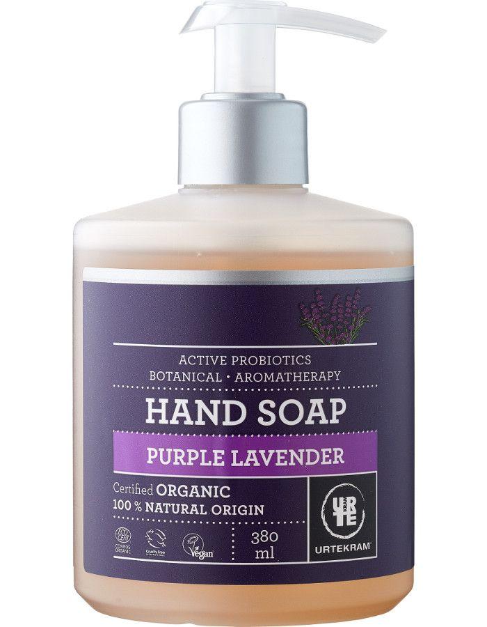 Urtekram Vloeibare Handzeep Purple Lavender 380ml