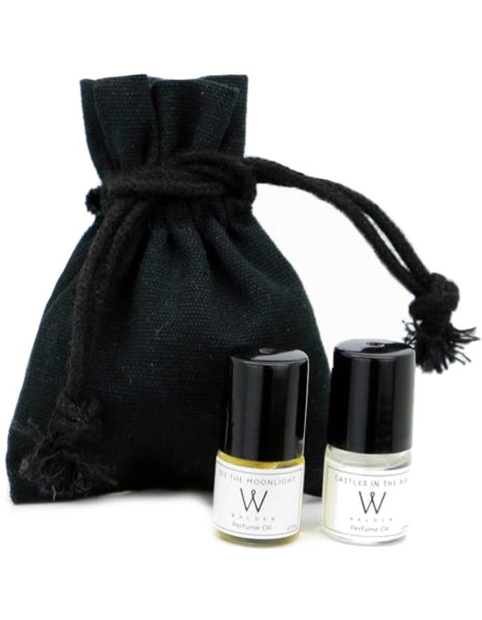 Walden Natural Perfumes Giftset 7x Parfum Olie 2ml