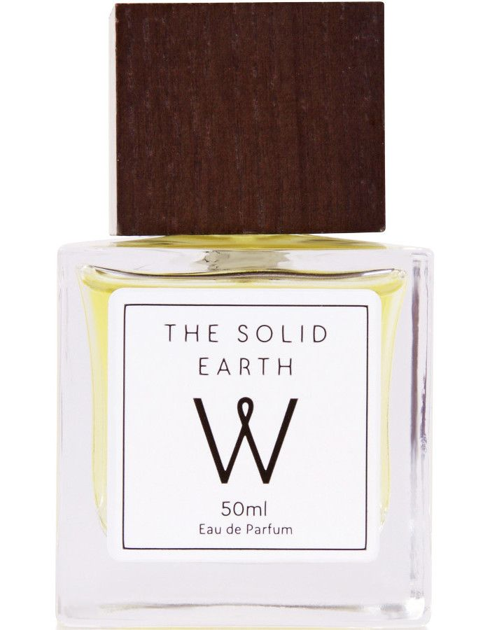 Walden Natural Perfumes The Solid Earth Eau De Parfum Spray 50ml
