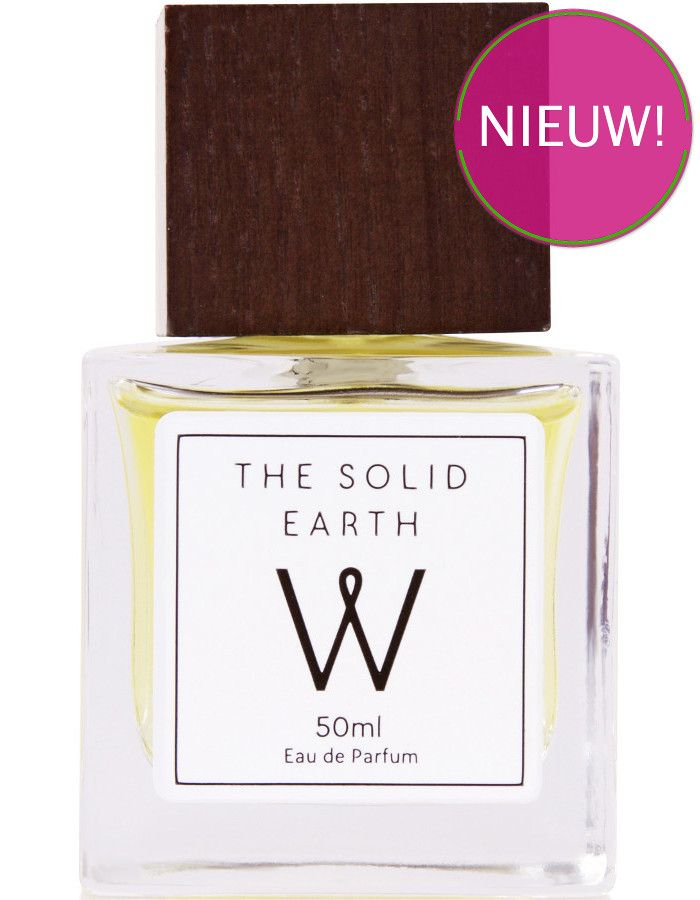 Walden Natural Perfumes The Solid Earth Eau De Parfum Spray 50ml