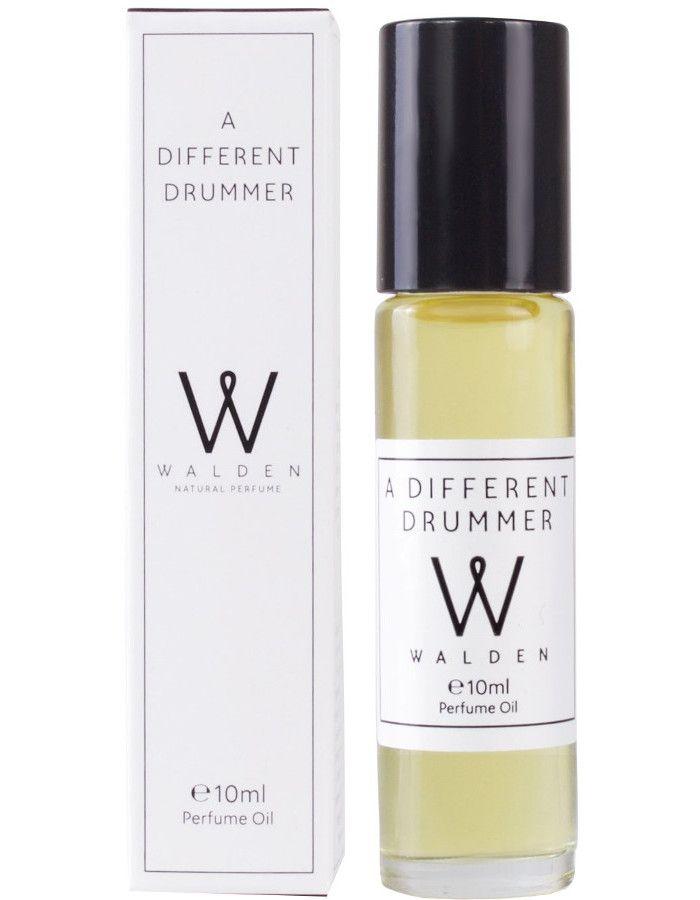 Walden Natural Perfumes A Different Drummer Parfum Olie Roller 10ml