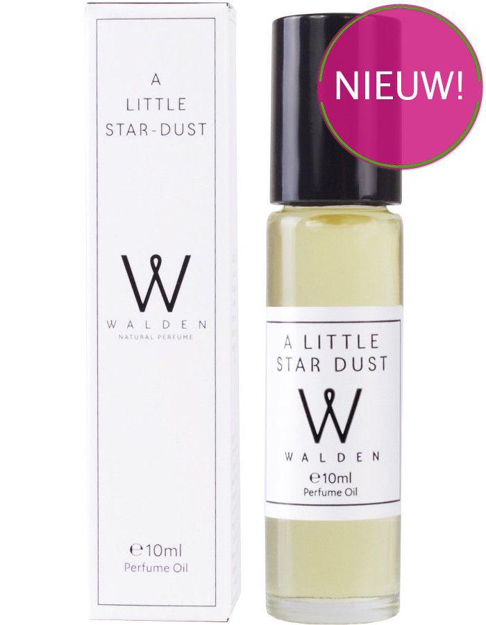 Walden Natural Perfumes A Little Stardust Parfum Olie Roller 10ml