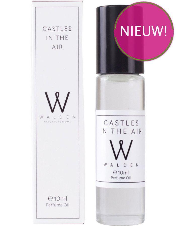 Walden Natural Perfumes Castles In The Air Parfum Olie Roller 10ml