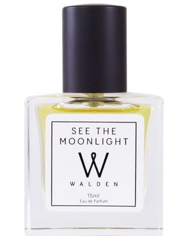 Walden Natural Perfumes See The Moonlight Eau De Parfum Spray Tasverstuiver 15ml