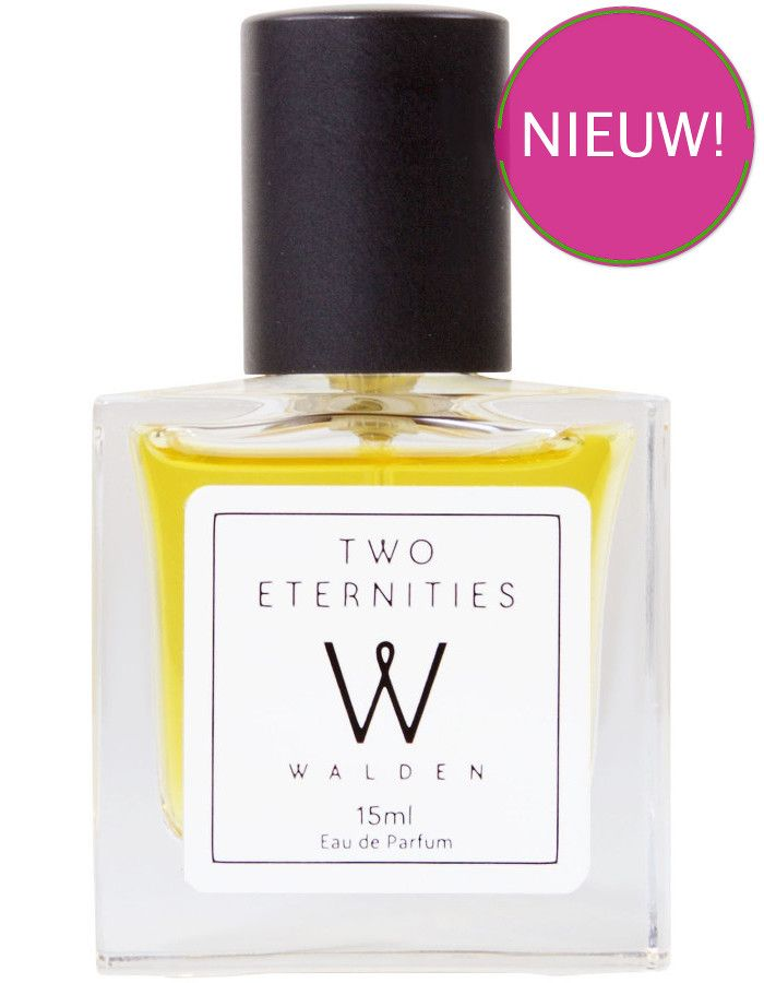 Walden Natural Perfumes Two Eternities Eau De Parfum Spray Tasverstuiver 15ml