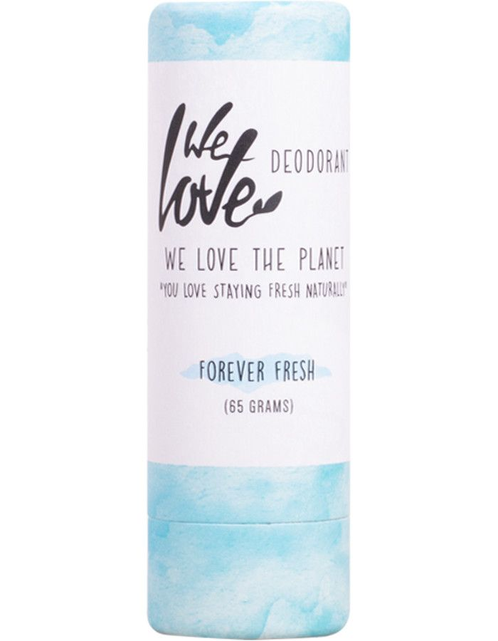 We Love The Planet Natuurlijke Deodorant Stick Forever Fresh