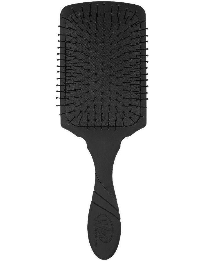 WetBrush PRO Paddle Detangler Anti-Klit Haarborstel Black