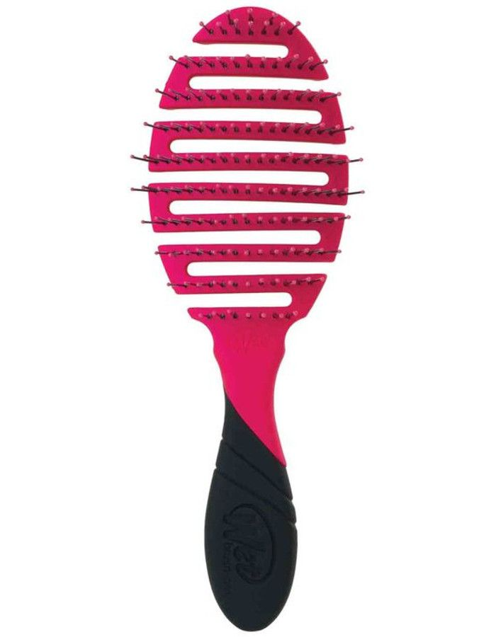 WetBrush PRO Flex Dry Anti-Klit Haarborstel Pink