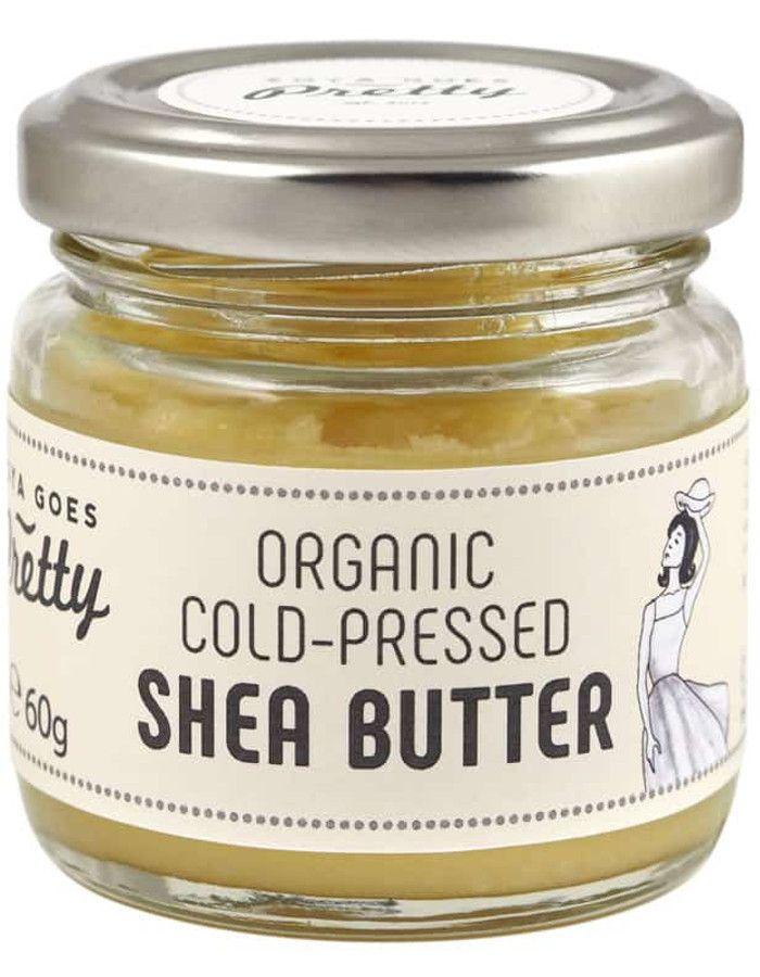 Zoya Goes Pretty Koudgeperste Organic Shea Butter 60gr
