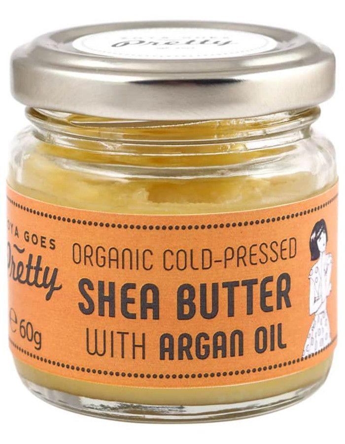 Zoya Goes Pretty Koudgeperste Organic Shea Butter & Argan OIl 60gr