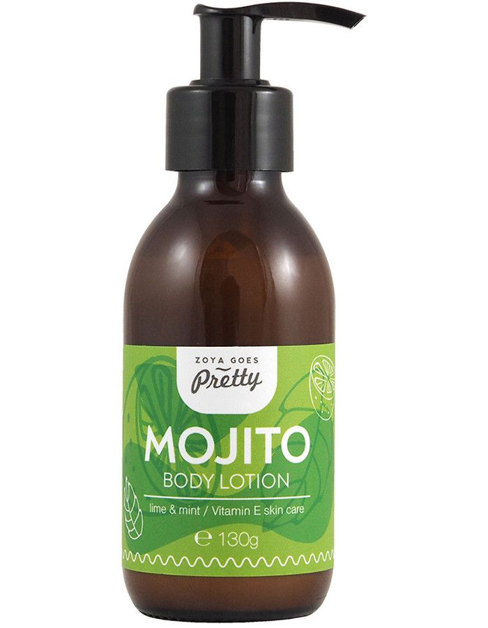 Zoya Goes Pretty Mojito Body Lotion Lime & Mint 130gr