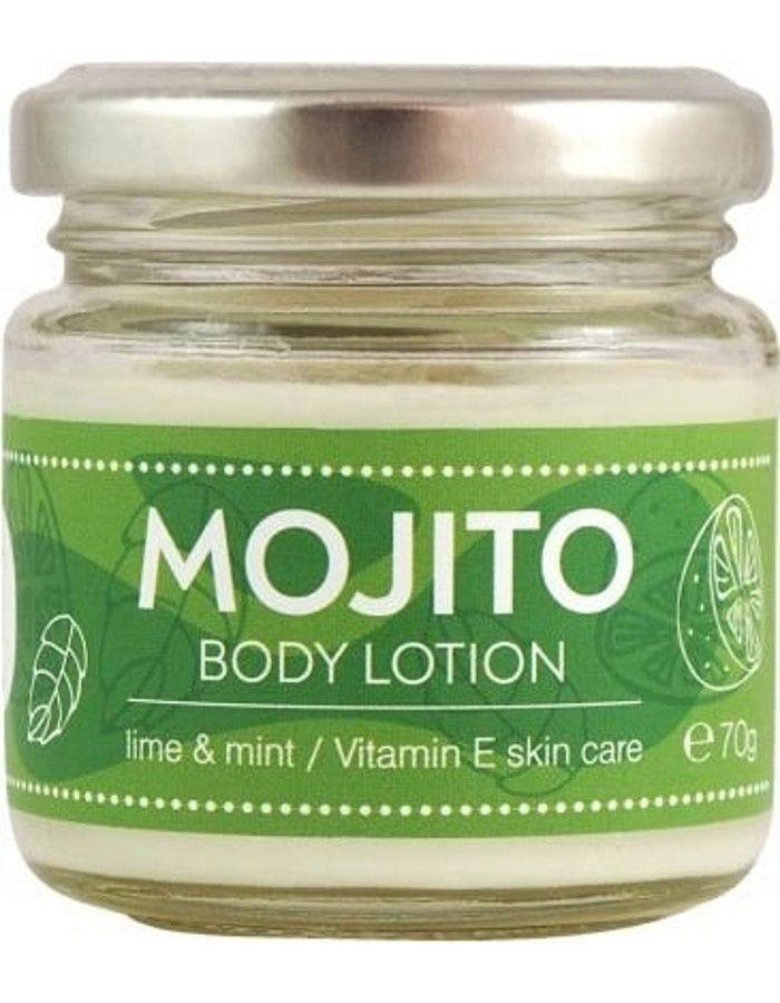 Zoya Goes Pretty Mojito Body Lotion Lime & Mint 70gr