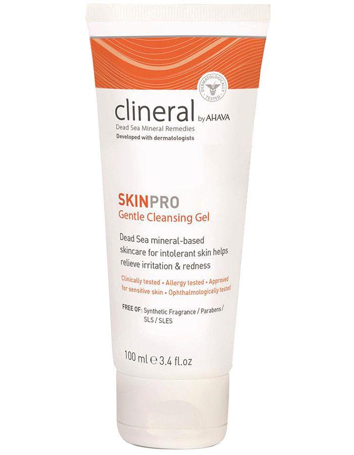 Ahava Clineral Dead Sea Mineral Remedies SKINPRO Gentle Cleansing Gel 100ml