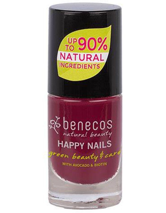 Benecos Happy Nails Nagellak Desire 5ml