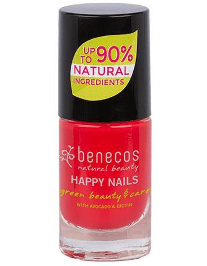 Benecos Happy Nails Nagellak Hot Summer 5ml