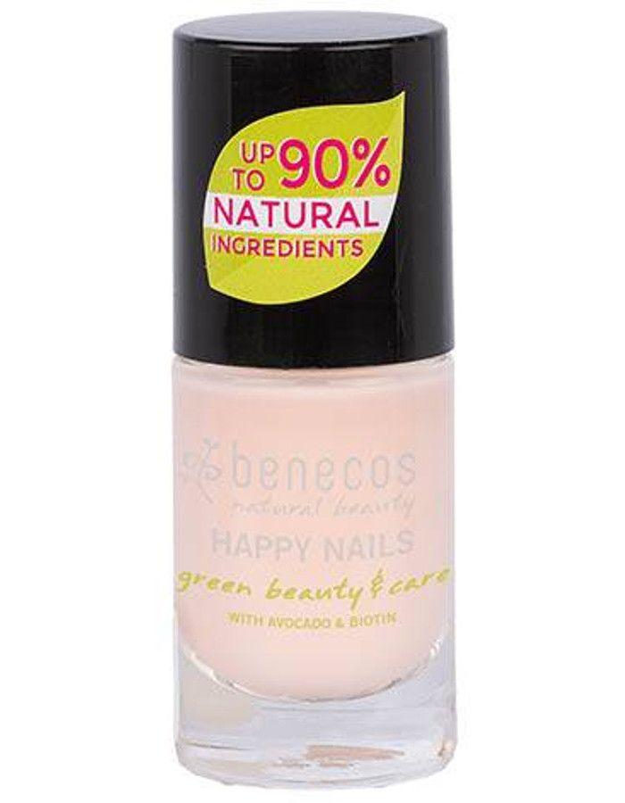 Benecos Happy Nails Nagellak Be My Baby 5ml