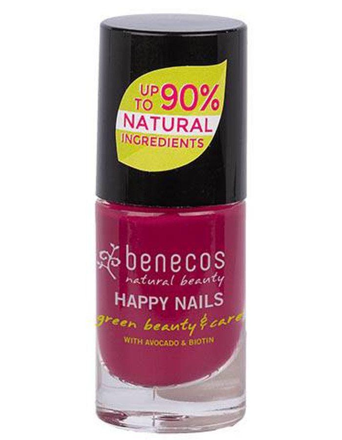 Benecos Happy Nails Nagellak Wild Orchid 5ml