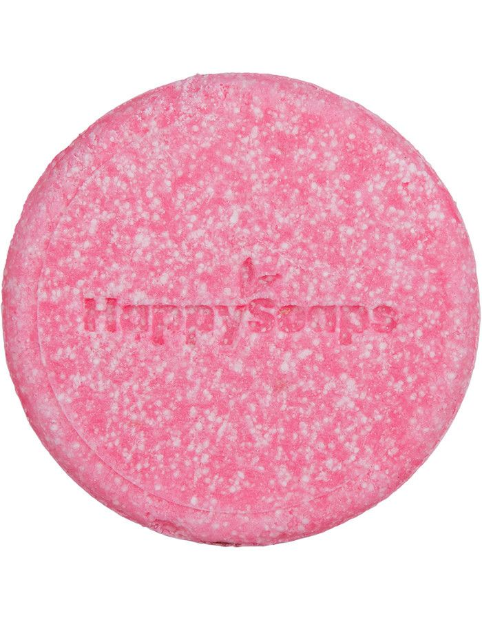 HappySoaps Shampoo Bar La vie en Rose 70gr