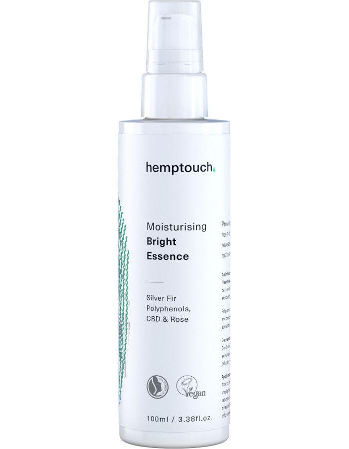 Hemptouch Moisturising Bright Essence 100ml