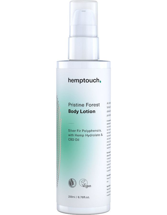 Hemptouch Pristine Forest Body Lotion 200ml