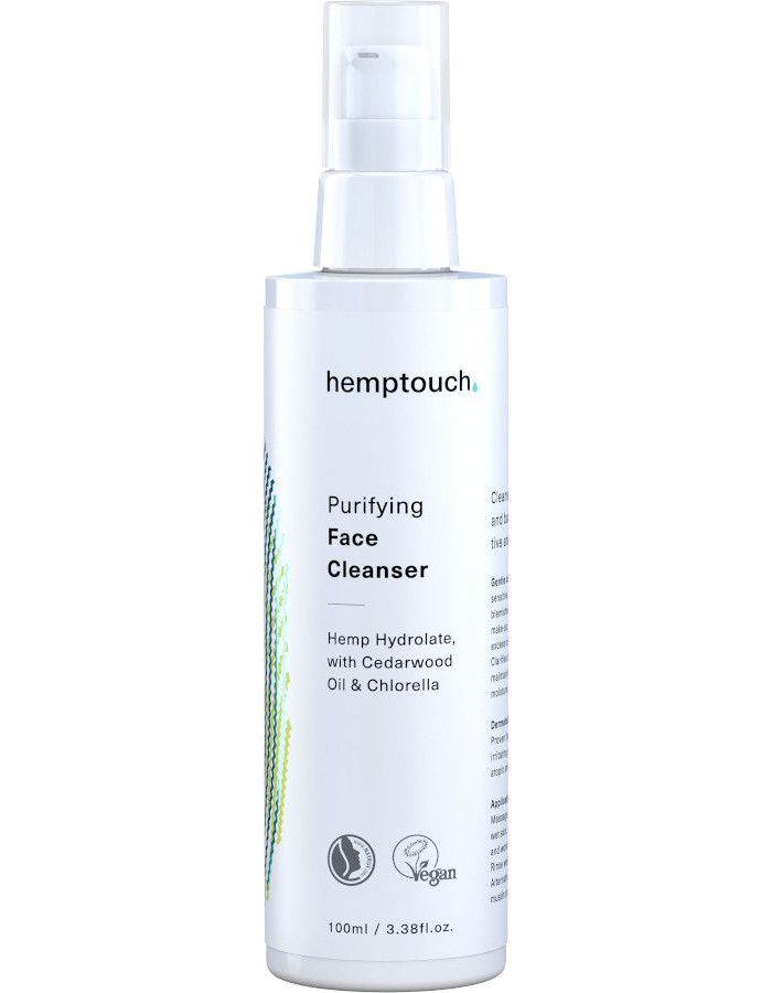 Hemptouch Purifying Face Cleanser 100ml