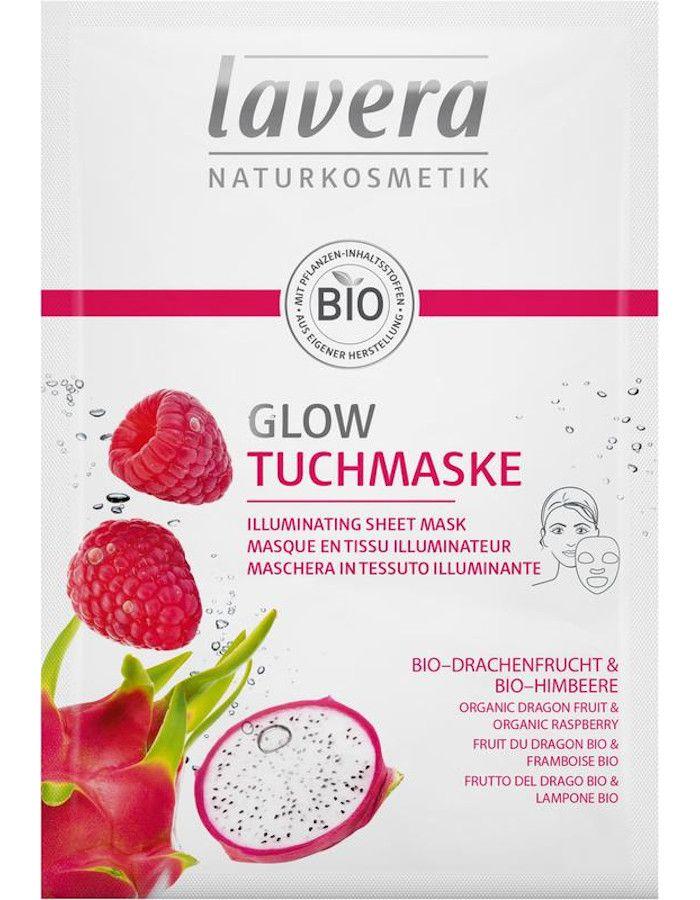 Lavera Organic Illuminating Sheet Mask