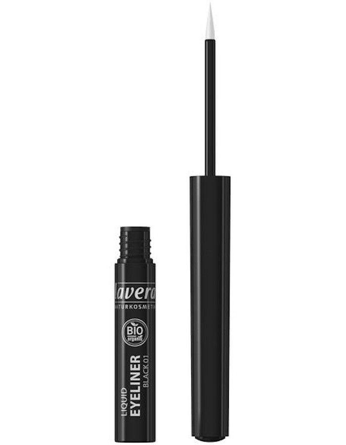 Lavera Organic Vloeibare Eyeliner 01 Black