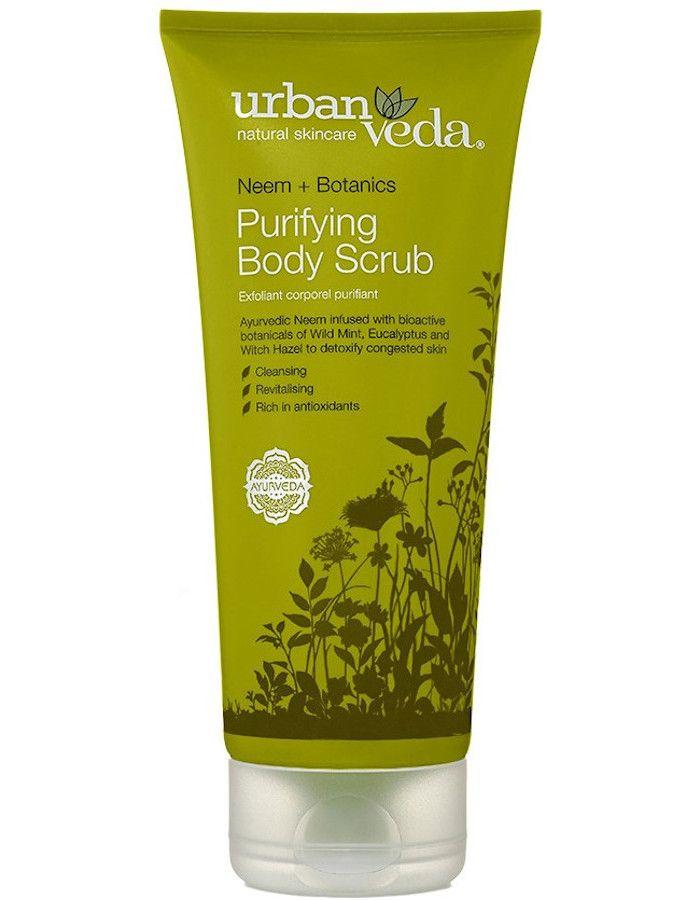 Urban Veda Purifying Body Scrub 200ml