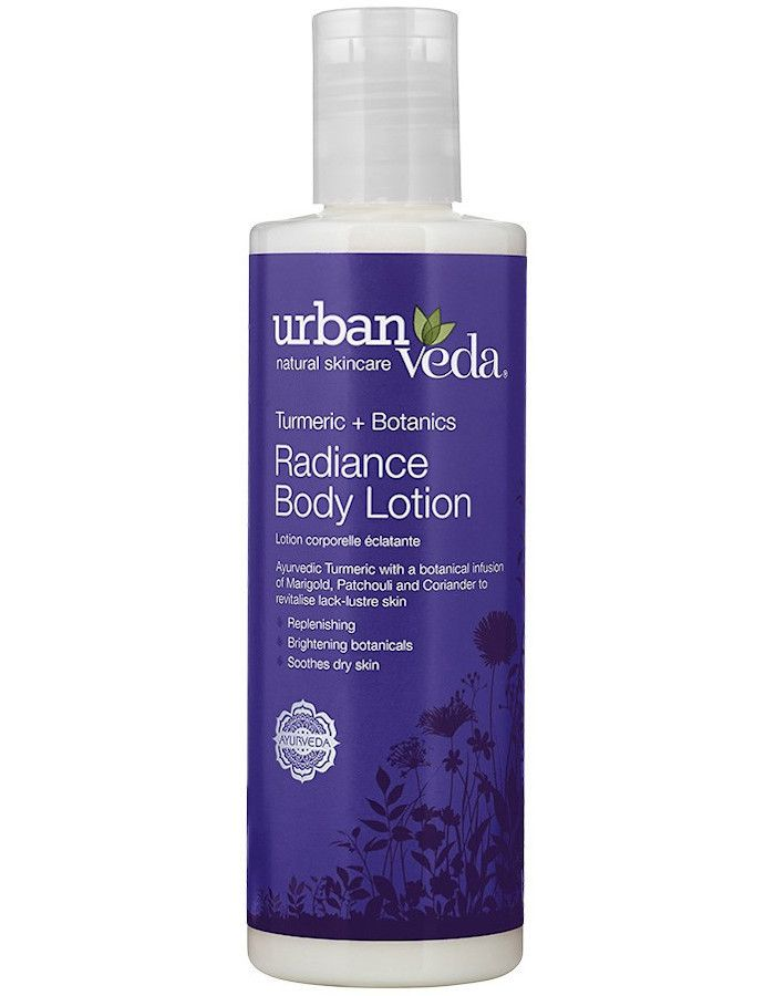 Urban Veda Radiance Body Lotion 250ml