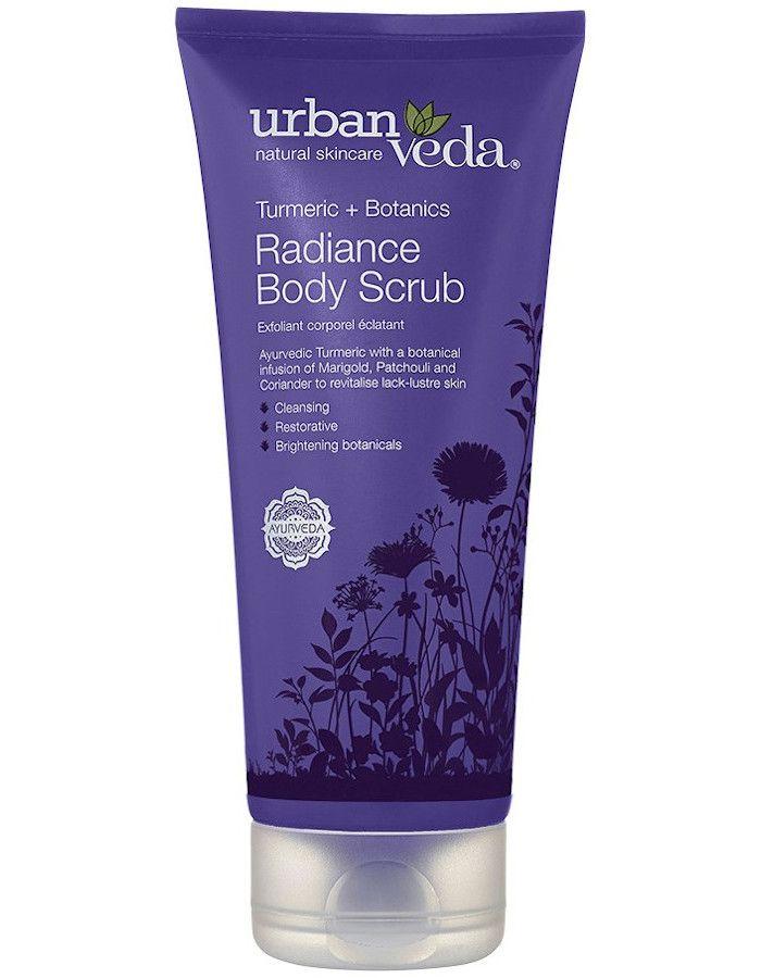 Urban Veda Radiance Body Scrub 200ml