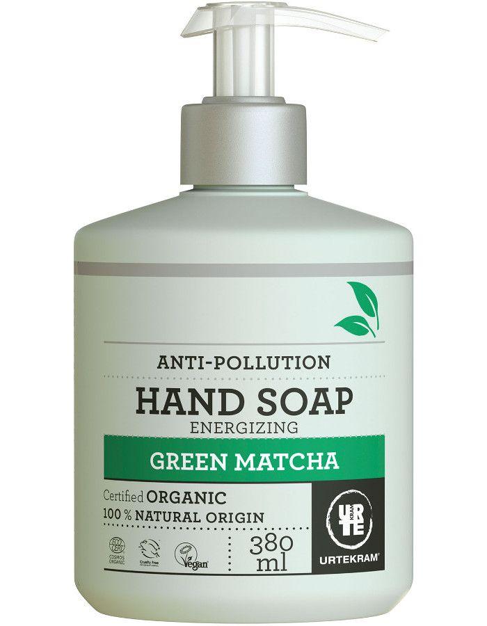 Urtekram Handzeep Green Matcha 380ml