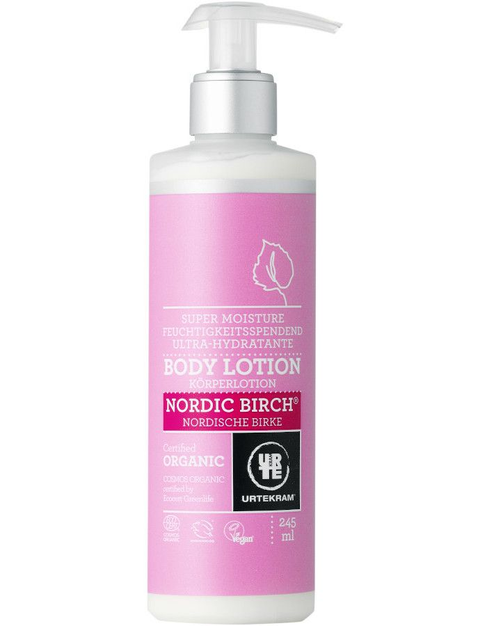 Urtekram Bodylotion Nordic Birch 245ml