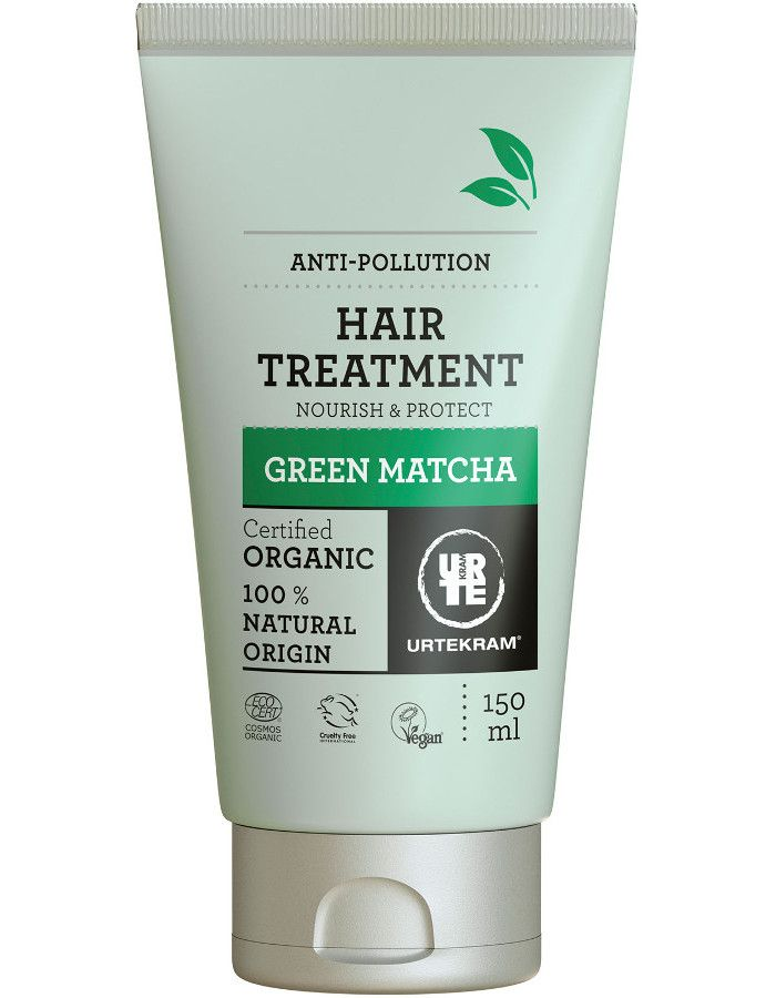 Urtekram Hair Treatment Green Matcha 150ml