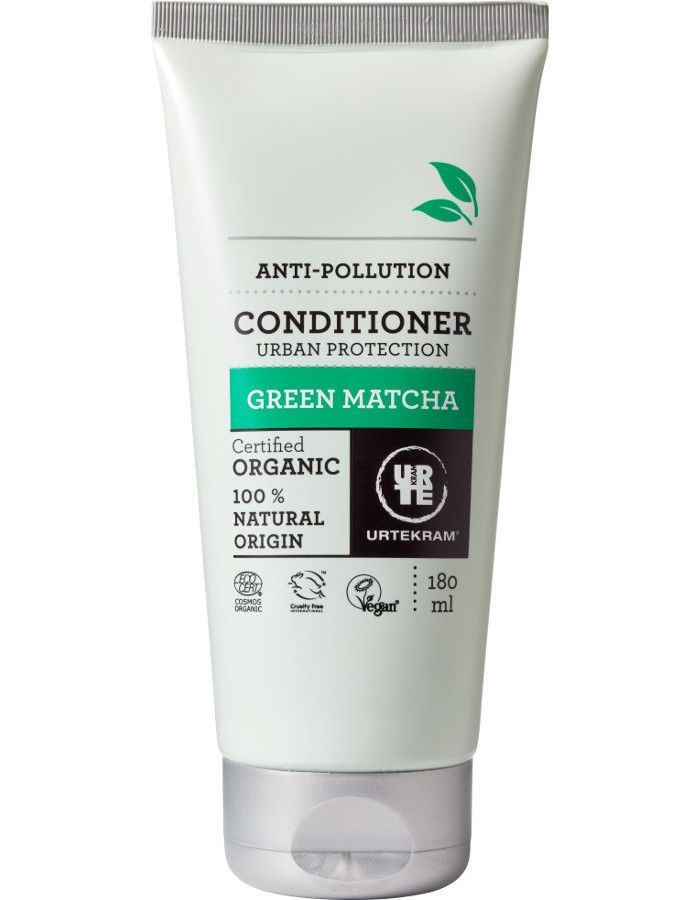 Urtekram Conditioner Green Matcha 180ml