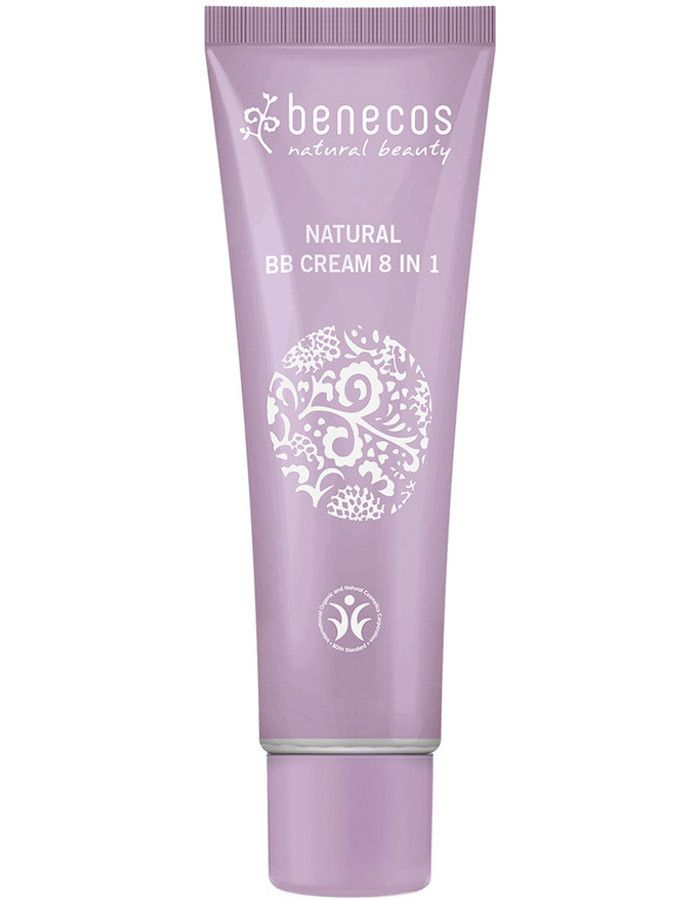 Benecos Natural BB Cream 8in1 Beige 30ml