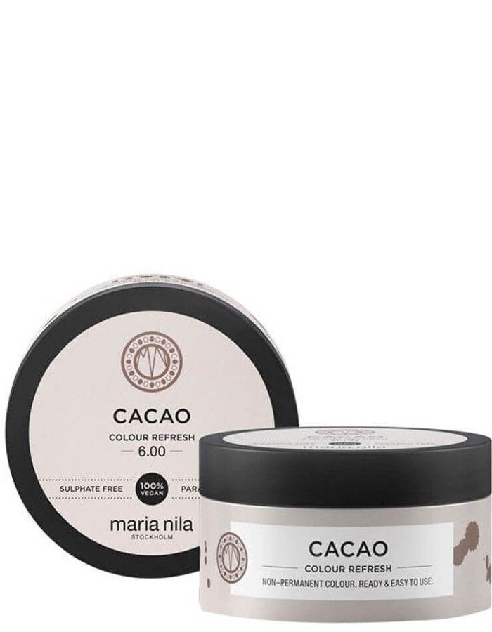 Maria Nila Colour Refresh Haarmasker Cacao 100ml