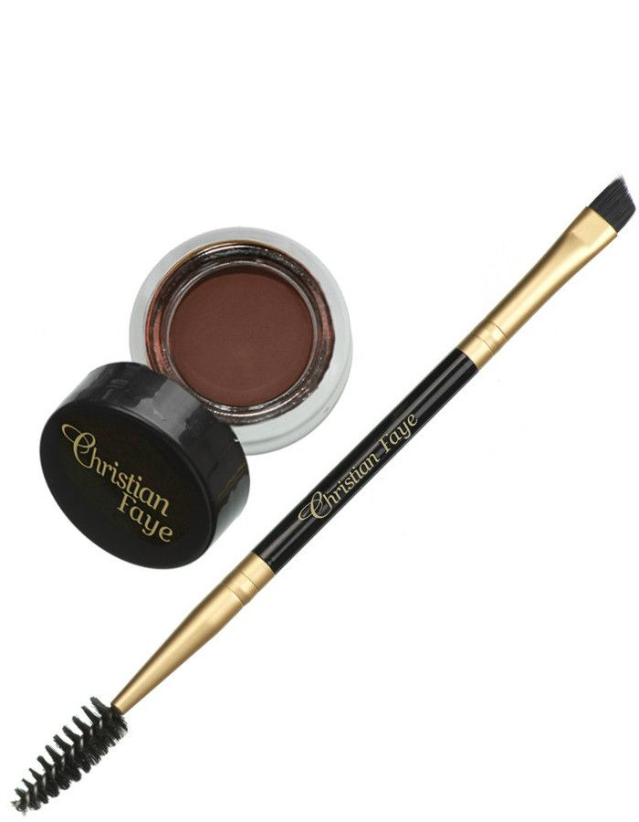Christian Faye Eyebrow Dip Pomade Irid Brown