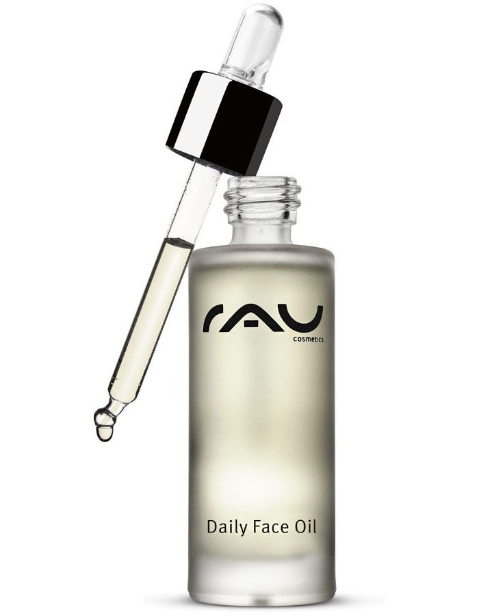 Rau Cosmetics Daily Facial Oil Gezichtsolie 30ml