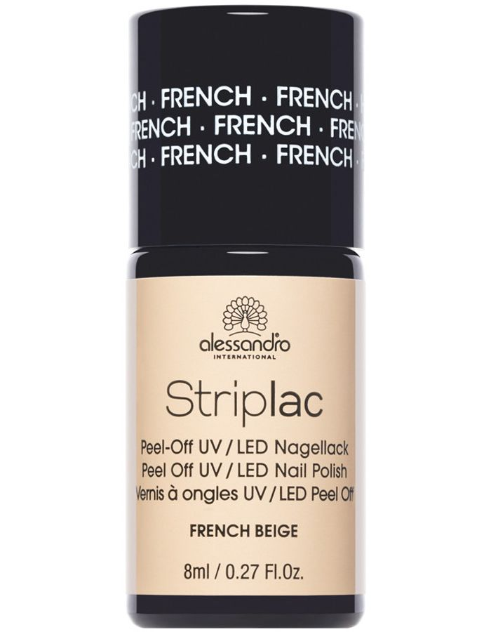 Alessandro Striplac French Beige 8ml